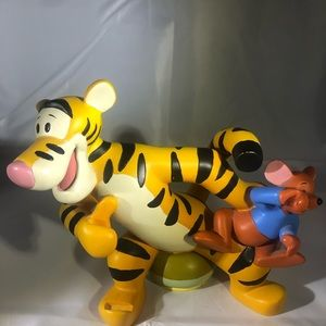Tigger and Winnie the Pooh by Disney: